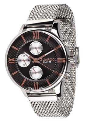 عکس نمای روبرو ساعت مچی برند گوآردو مدل 11419-1