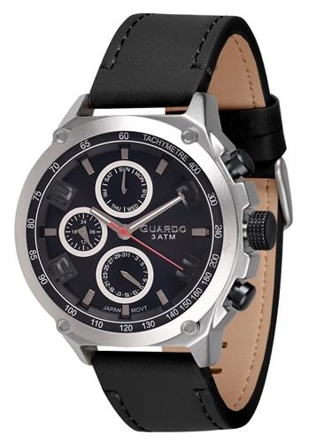 عکس نمای روبرو ساعت مچی برند گوآردو مدل 11446-1