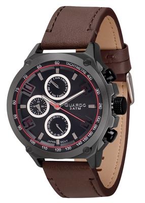 عکس نمای روبرو ساعت مچی برند گوآردو مدل 11446-3