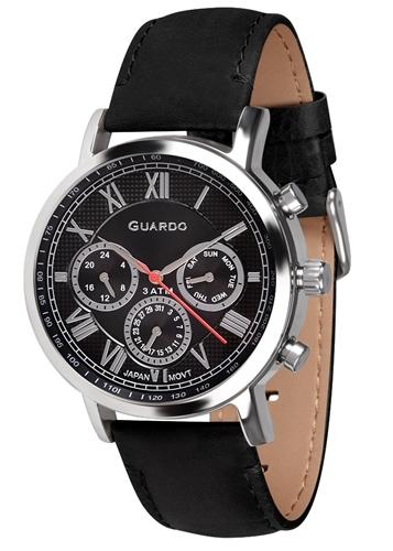 عکس نمای روبرو ساعت مچی برند گوآردو مدل 11450-1