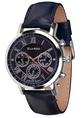 عکس نمای روبرو ساعت مچی برند گوآردو مدل 11450-2