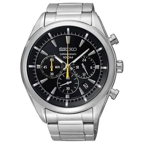 عکس نمای روبرو ساعت مچی برند سیکو مدل SSB087P1