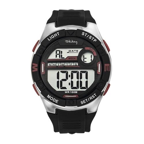 عکس نمای روبرو ساعت مچی برند تِک دی مدل 654025