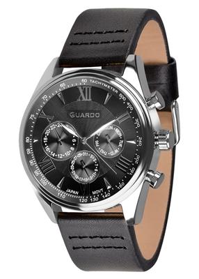 عکس نمای روبرو ساعت مچی برند گوآردو مدل 11451-1
