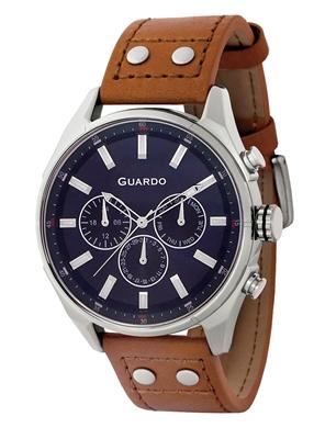 عکس نمای روبرو ساعت مچی برند گوآردو مدل 11453-1