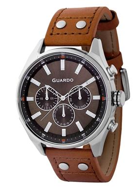 عکس نمای روبرو ساعت مچی برند گوآردو مدل 11453-2