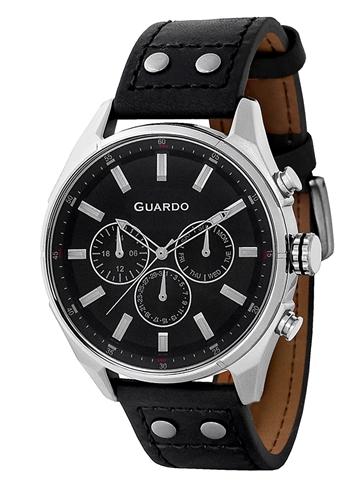 عکس نمای روبرو ساعت مچی برند گوآردو مدل 11453-3