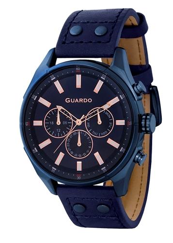 عکس نمای روبرو ساعت مچی برند گوآردو مدل 11453-7