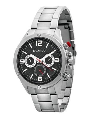 عکس نمای روبرو ساعت مچی برند گوآردو مدل 11455-1