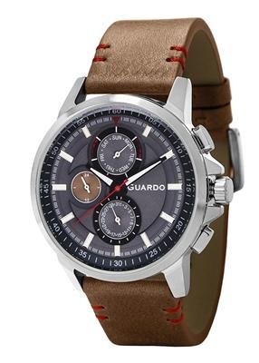 عکس نمای روبرو ساعت مچی برند گوآردو مدل 11457-1