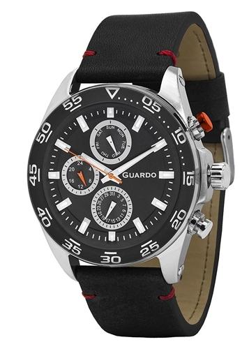 عکس نمای روبرو ساعت مچی برند گوآردو مدل 11458(1)-1
