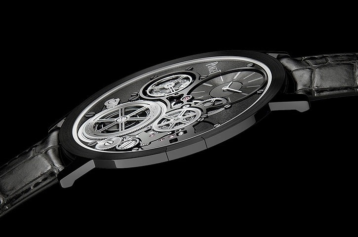 نازک ترین ساعت های جهان