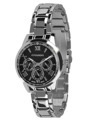 عکس نمای روبرو ساعت مچی برند گوآردو مدل 11466-1
