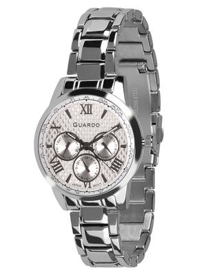 عکس نمای روبرو ساعت مچی برند گوآردو مدل 11466-2