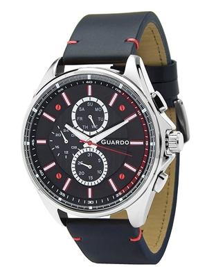 عکس نمای روبرو ساعت مچی برند گوآردو مدل 11602-1