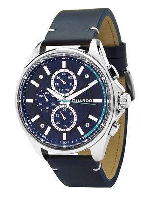 عکس نمای روبرو ساعت مچی برند گوآردو مدل 11602-2