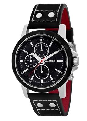 عکس نمای روبرو ساعت مچی برند گوآردو مدل 11611-1