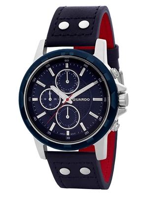 عکس نمای روبرو ساعت مچی برند گوآردو مدل 11611-2
