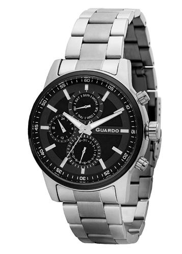 عکس نمای روبرو ساعت مچی برند گوآردو مدل 11633-1