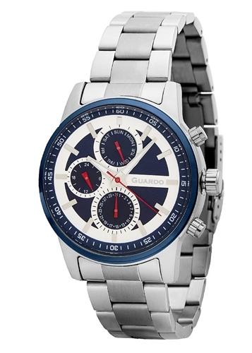 عکس نمای روبرو ساعت مچی برند گوآردو مدل 11633-2