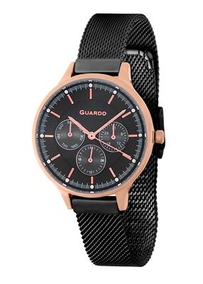 عکس نمای روبرو ساعت مچی برند گوآردو مدل 11636-5