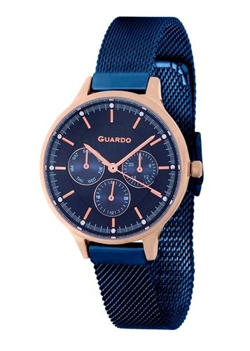 عکس نمای روبرو ساعت مچی برند گوآردو مدل 11636-6