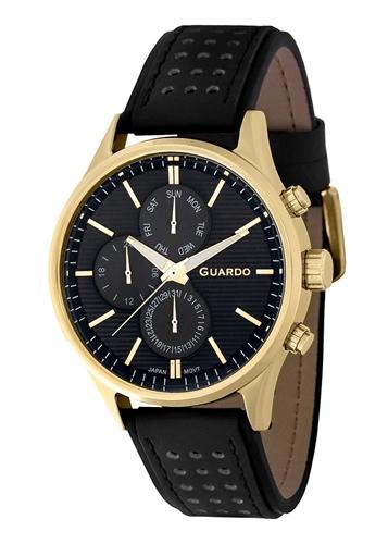 عکس نمای روبرو ساعت مچی برند گوآردو مدل 11647-3