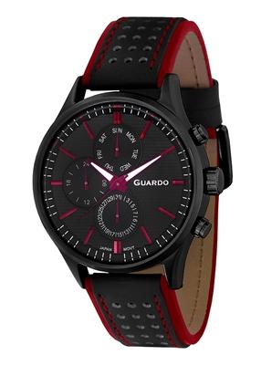 عکس نمای روبرو ساعت مچی برند گوآردو مدل 11647-5