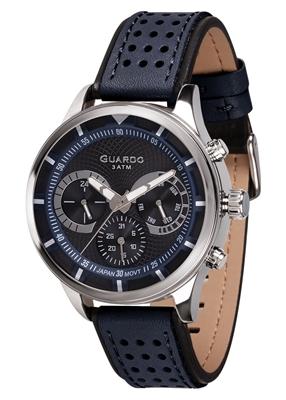 عکس نمای روبرو ساعت مچی برند گوآردو مدل 11658-3