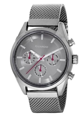 عکس نمای روبرو ساعت مچی برند گوآردو مدل 11661-1