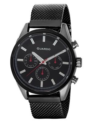 عکس نمای روبرو ساعت مچی برند گوآردو مدل 11661-2