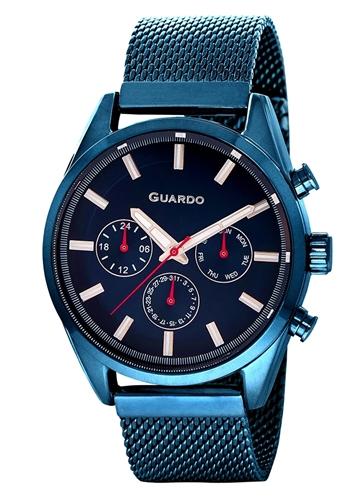 عکس نمای روبرو ساعت مچی برند گوآردو مدل 11661-5