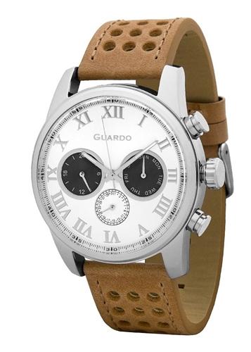 عکس نمای روبرو ساعت مچی برند گوآردو مدل 11679-1