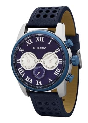 عکس نمای روبرو ساعت مچی برند گوآردو مدل 11679-3