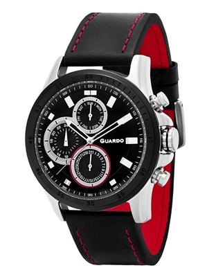 عکس نمای روبرو ساعت مچی برند گوآردو مدل 11687-1