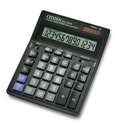 ماشین حساب سیتیزن مدل SDC-554S