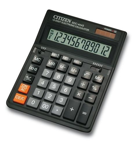ماشین حساب سیتیزن مدل SDC-444S