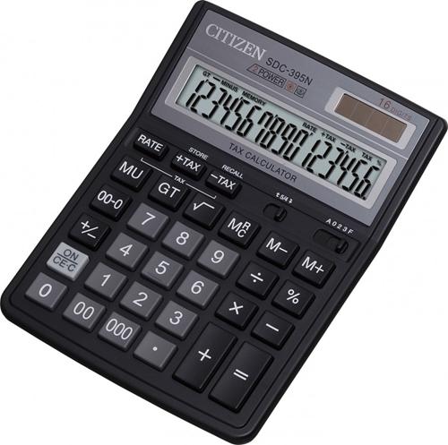 ماشین حساب سیتیزن مدل SDC-395N