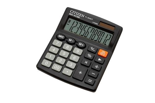 ماشین حساب سیتیزن مدل SDC-812NR