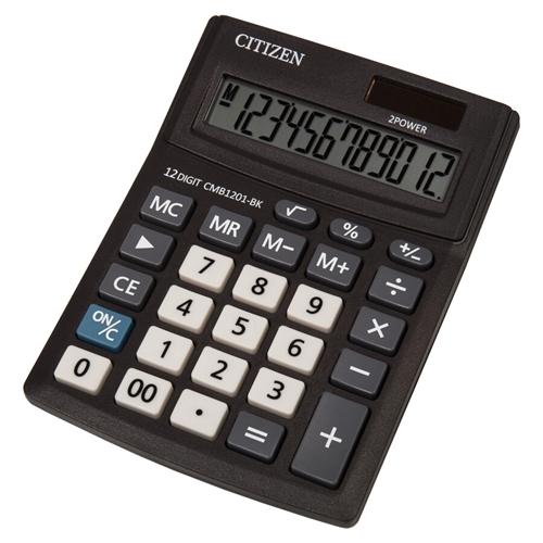 ماشین حساب سیتیزن مدل CMB1201-BK
