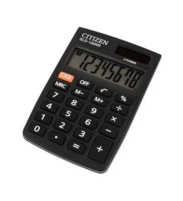 ماشین حساب سیتیزن مدل SLD-100NR