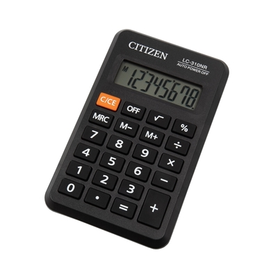 ماشین حساب سیتیزن مدل LC-310NR