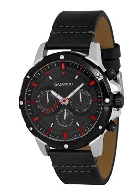 عکس نمای روبرو ساعت مچی برند گوآردو مدل 11710-2