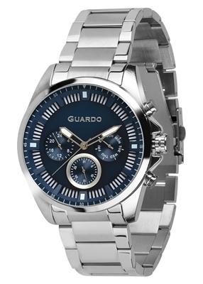 عکس نمای روبرو ساعت مچی برند گوآردو مدل 011123-1