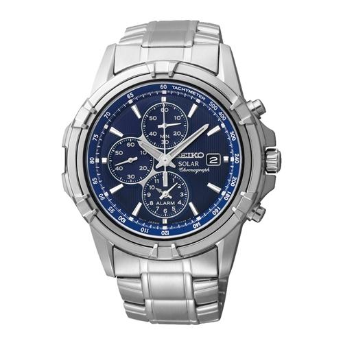 عکس نمای روبرو ساعت مچی برند سیکو مدل SSC141P1