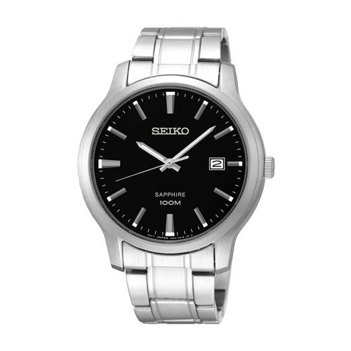 عکس نمای روبرو ساعت مچی برند سیکو مدل SGEH41P1