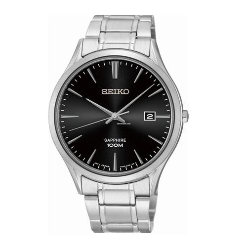 عکس نمای روبرو ساعت مچی برند سیکو مدل SGEG95P1