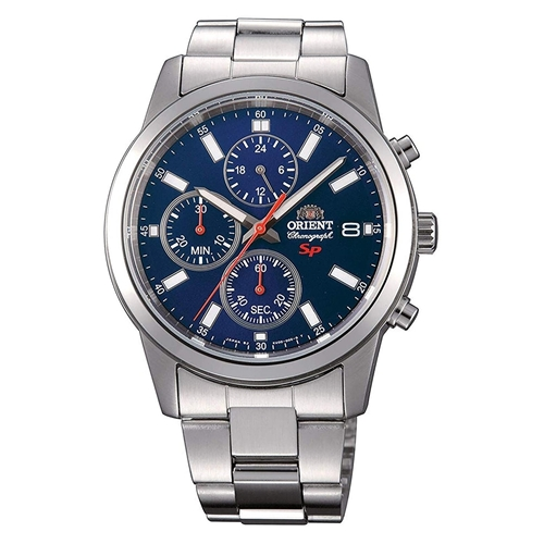 عکس نمای روبرو ساعت مچی برند اورینت مدل FKU00002D0