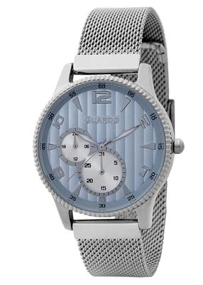 عکس نمای روبرو ساعت مچی برند گوآردو مدل 11718-2
