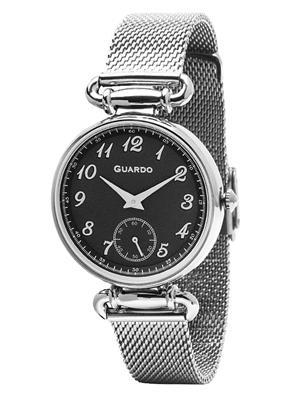 عکس نمای روبرو ساعت مچی برند گوآردو مدل 11894-1